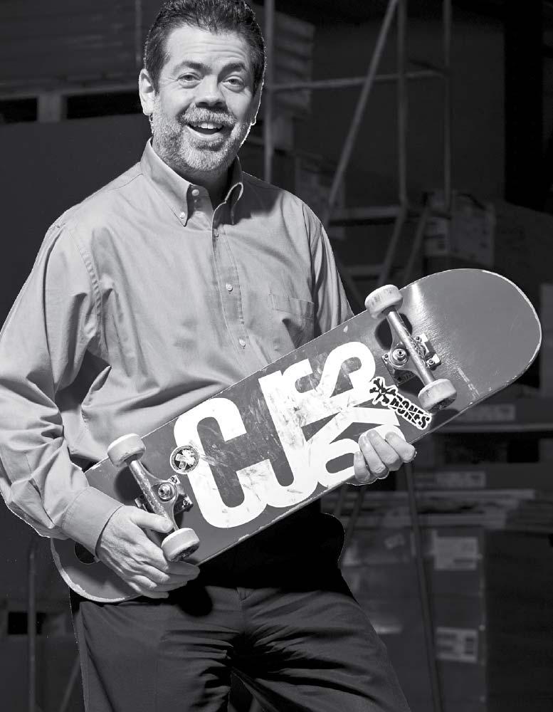 CCJA Interview With Jay Mandarino