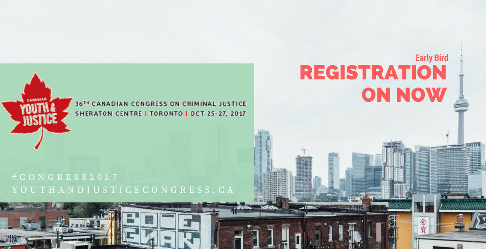 Canadian Youth And Justice Congress 2017