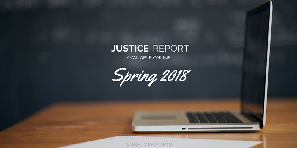 Justice Report Online Version