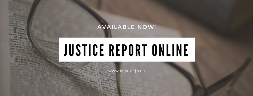 Online Version Of The Justice Report