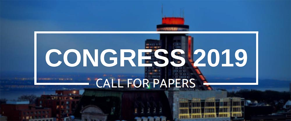 Congress 2019 – Call For Papers